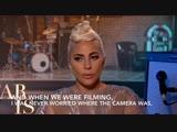 Интервью Леди Гаги и Брэдли Купера для Balitang America в Торонто (10.09.2018)