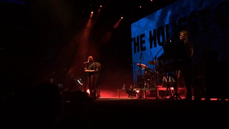 Laibach - Brat Moj (11.10.2018 GlavClub Green Concert Moscow, Russia) HD