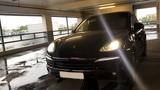 Porsche Cayenne Turbo ,задиры начало !