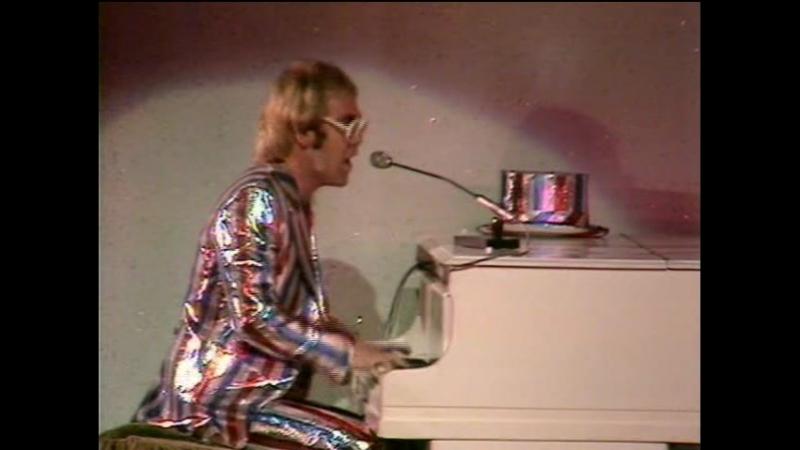 ELTON JOHN - Crocodile rock (1972)