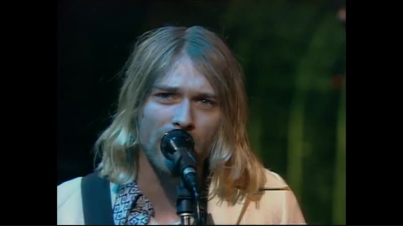 Nirvana - Serve The Servants (Live on Tunnel Rome, Italy)