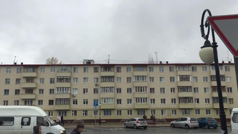 От гостиницы Ишим до музея Ершова