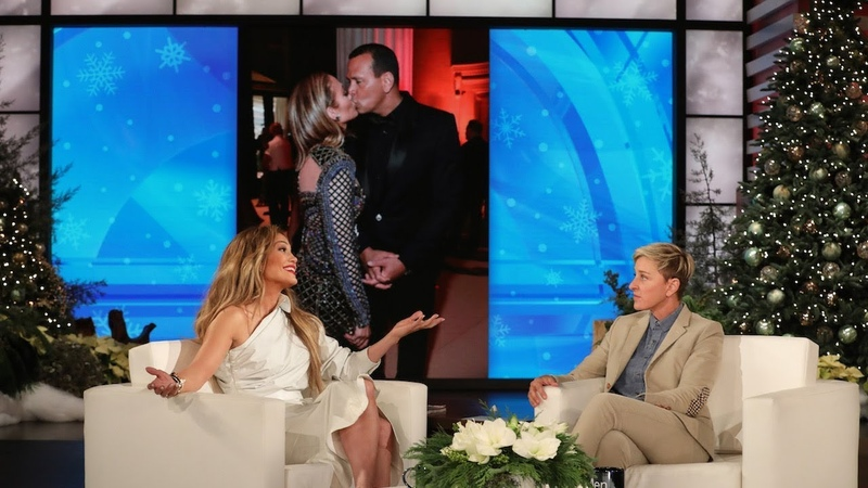 J.Lo выходит замуж?