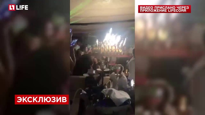 Футболисты сборной России по футболу тусят в Монте-Карло