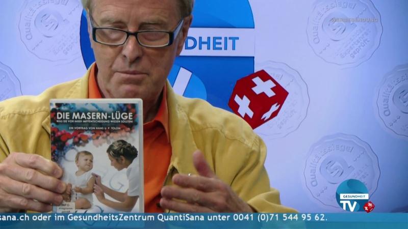 Die Impflügen - Pro Contra zum Thema Impfen, wir decken auf - QuantiSana.TV 22.05.2017