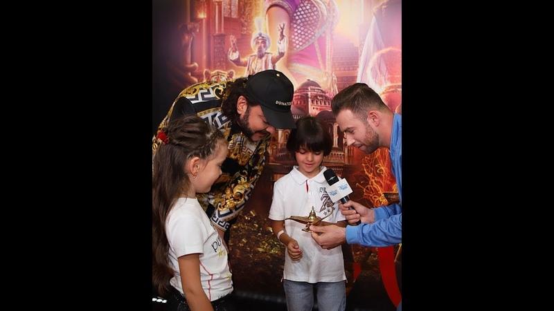 Филипп Киркоров с детьми на премьере Аладдина и на премии Topical Style Awards 22 05 2019