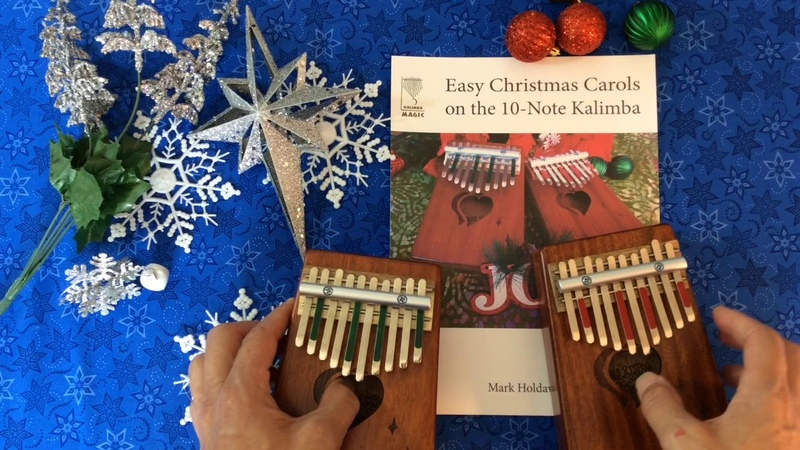 Christmas Music on 10-Note Kalimba