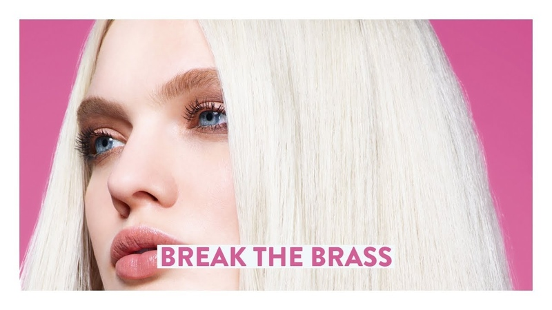How to: Cool Neutral Blond Hair the NEW IGORA VIBRANCE MoreVibrance