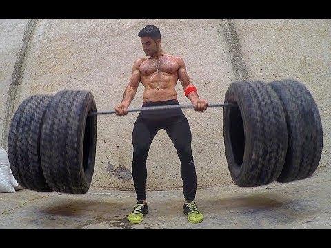 НЕСТАНДАРТНЫЕ Тренировки БОКСЕРА - Chuy Almada - Фитнес мотивация