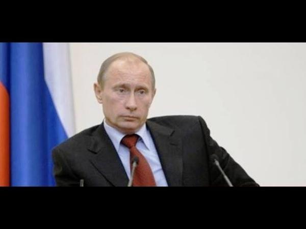 Путин подписал указ о введении санкций к Украине_22-10-18. Путин ответил на недружественные действия