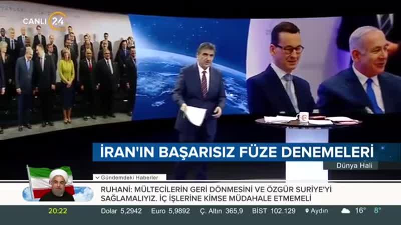 Selim Atalay ile Dünya Hali (14.02.2019)