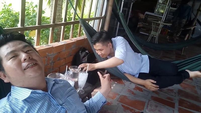 Cafe Võng Đồng Quê - U Minh - Ca Mau