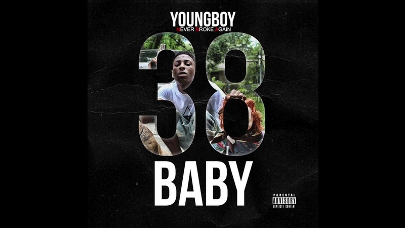 YoungBoy Never Broke Again Gravity