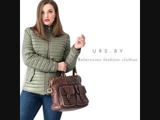 Куртка утепленная / Insulated jacket. Модель 18-917-1