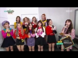 12.10.18 le fromis_9 a Music Bank - LOVE_BOMB