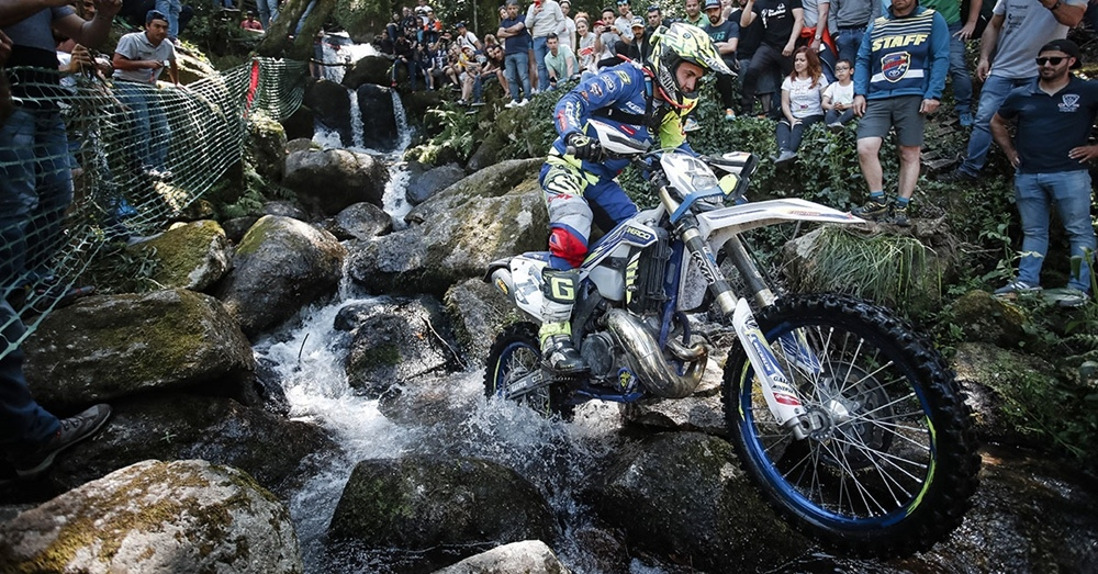 WESS 2019, этап 1 - Марио Роман выиграл Extreme Lagares 2019