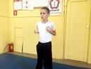 Stikhiya Wing Chun .Siu Nim Tao. Детская группа.