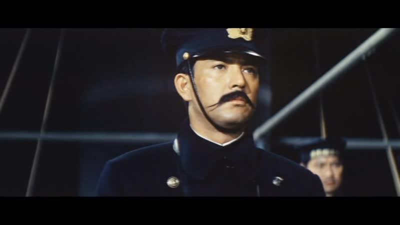 Битва в Японском море 1969 Попытка японцев заблокировать выход из Порт Артура русским кораблям