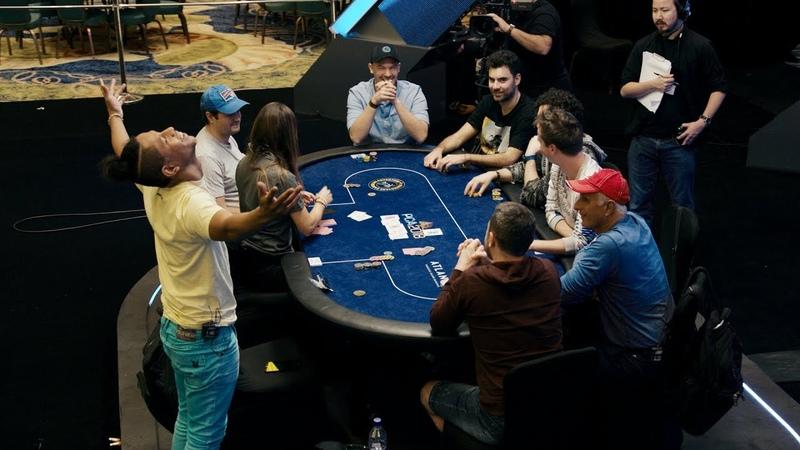 PokerStars Caribbean Adventure 2018 – Main Event – Episode 1