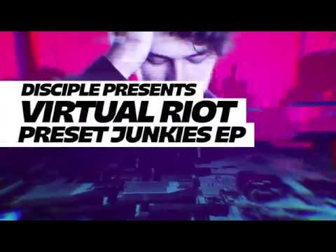 Virtual Riot - Preset Junkies EP Trailer [DROPS ONLY]