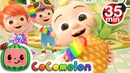 Color Song (Ice Pop) | More Nursery Rhymes - Cocomelon