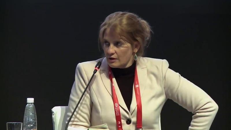 Дискуссия Касперской и Чубайса | Цифровой форум 2018 Санкт-Петербург