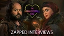 Zapped Series 3 Interviews Sharon Rooney Ken Collard