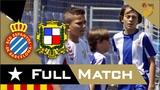 Full Match RCD Espanyol vs CE Sant Gabriel LaLiga Catalu