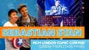 Sebastian Stan Returns for MCM Comic Con Sunday| MCM London Comic Con