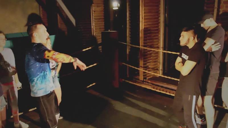 The SHUFFLE   MacGregor versus Nurmagomedov (Конан Макгрегор против Хабиба Нурмагомедова) - cover Я КРОКОДИЛ