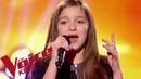 Amel Bent Ne retiens pas tes larmes Irma The Voice Kids France 2018 Demi finale