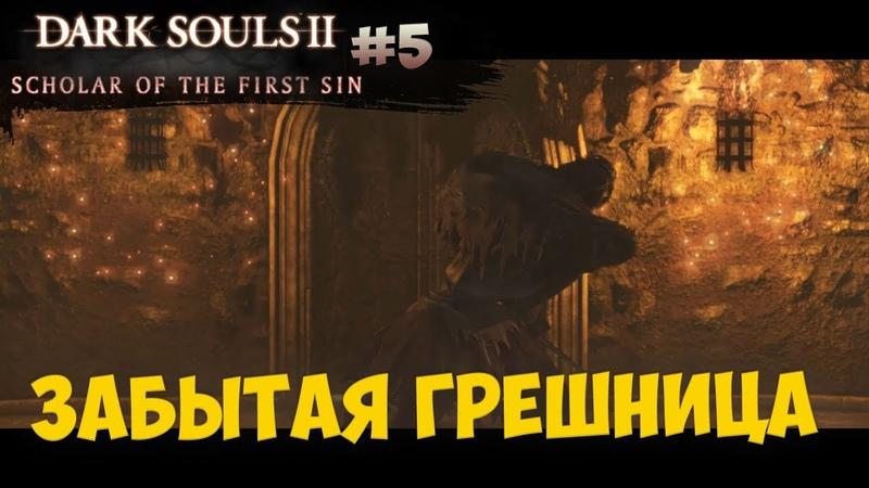 Забытая Грешница и Помойка (Dark Souls 2: SotFS) [5]