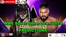 WWE Super Show Down 2019 Intercontinental Championship The Demon Finn Bálor vs Andrade Predictions