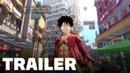 One Piece: World Seeker - Opening Cinematic Trailer
