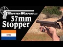 Stopper 37mm A Simple South African Riot Control Gun