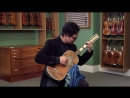 Taro Takeuchi plays a magnificent Venetian baroque guitar attributed to Matteo Sellas circa 1625