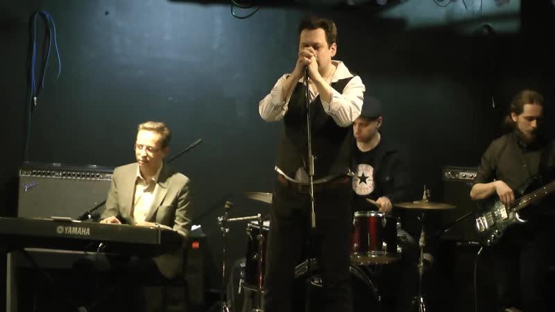 Большой Ногами - Песня о Звездочёте (живьём 22.02.19)