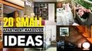 20 Small apartment makeover idea