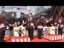 Церемония открытия нового сезона в Накамура-дза.