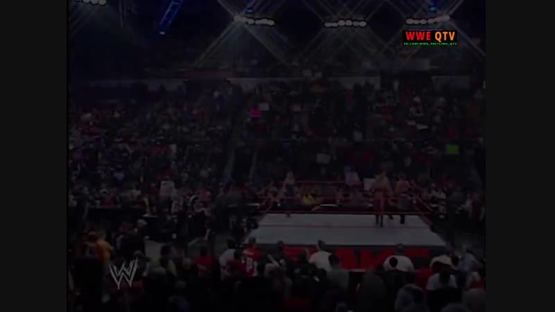 [WWE QTV]☆[WWE RAW[Фоменко]28.10.2002]Крис Джерико и Кристиан против Бубба Рэй Дадли и Джефф Харди]720]
