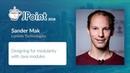 Sander Mak — Designing for modularity with Java modules