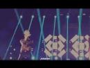 FANCAM 170923 Seventeen HipHop Team Mixtape vol 14 言行一致 언행일치 Seventeen Diamond Edge in Jakarta