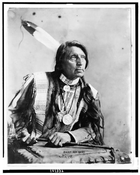 Протреты коренных американцев на западе Соединенных Штатов.