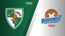 Zalgiris Kaunas - Buducnost VOLI Podgorica Highlights | Turkish Airlines EuroLeague RS Round 23