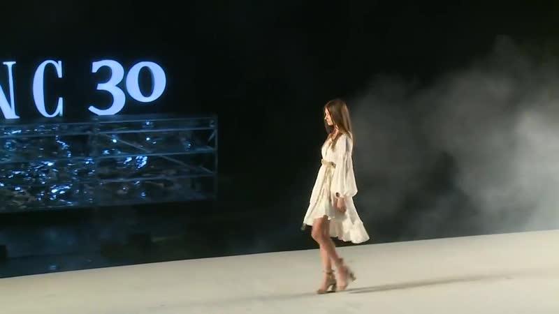 Показ бренда «Le Lis Blanc» – 18 октября, Сан-Паулу, Бразилия