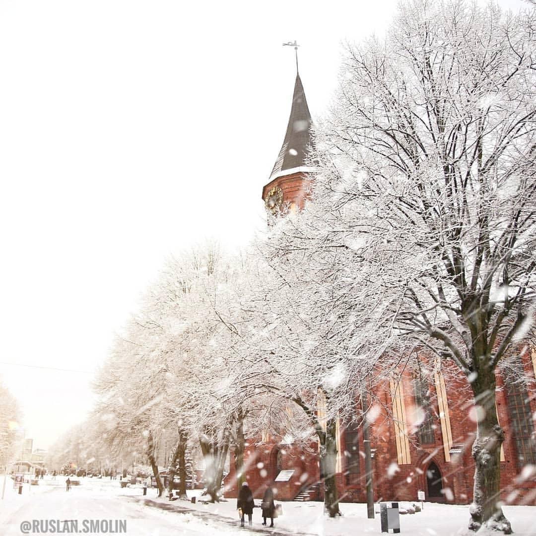 В новогодние праздники отдохнули в Калининградской области 45000 туристов
