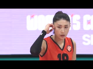 The BEST Volleyball Actions - YEON KOUNG KIM (김연경) on WCWC 2018