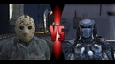 Jason Voorhees VS Predator VS Aliens - Ultimate Battle (GTA 5)