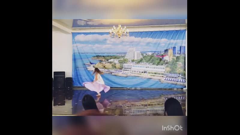 Тимашева Виолетта сольный танец 3 место