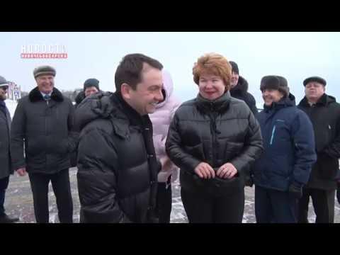 Чувашию посетил зам. министра строительства и жилищно коммунального хозяйства России Андрей Чибис